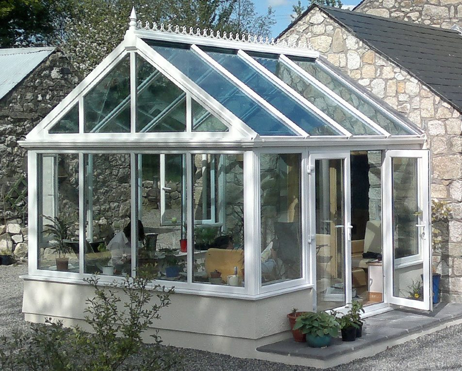 Brightspace Gable Front Conservatory