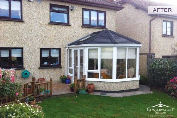 Conservatory Designs - Conservatory Refurbishment - O'Briens After