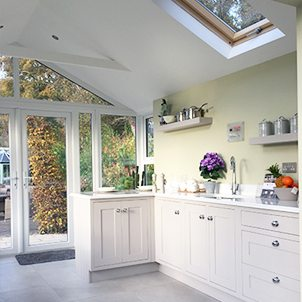 Showroom - Conservatory Designs - Brightspace
