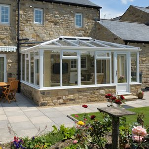 Lean To - Conservatories Dublin
