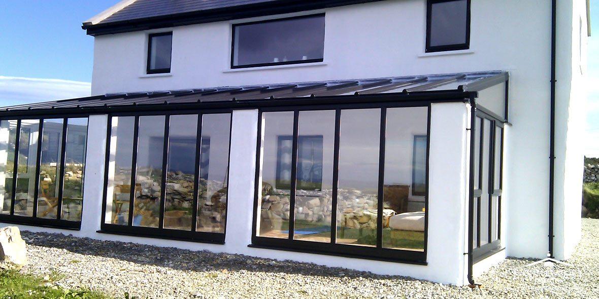 Lean To Conservatories Design amp Installation Dublin Ireland