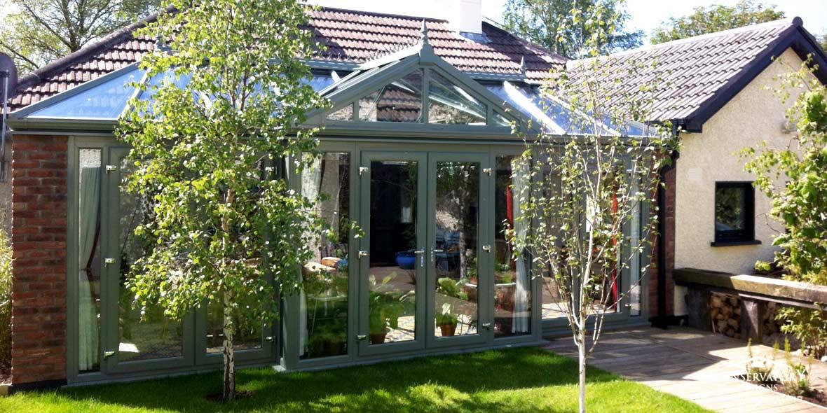 Conservatory Designs - Orangeries Design Dublin