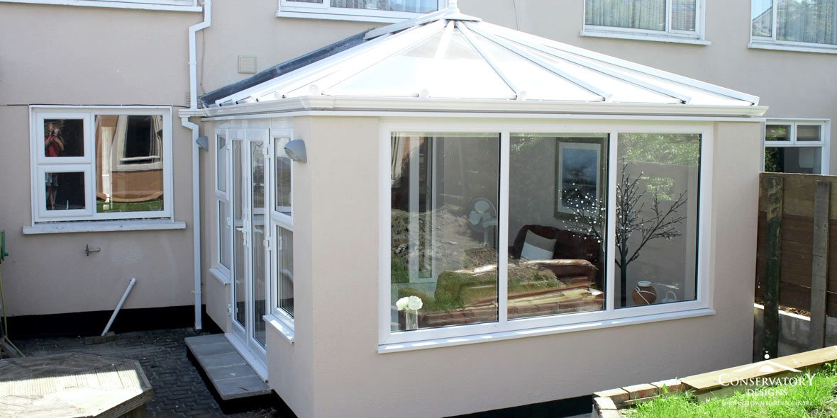Edwardian conservatories dublin ireland for House plans with conservatory