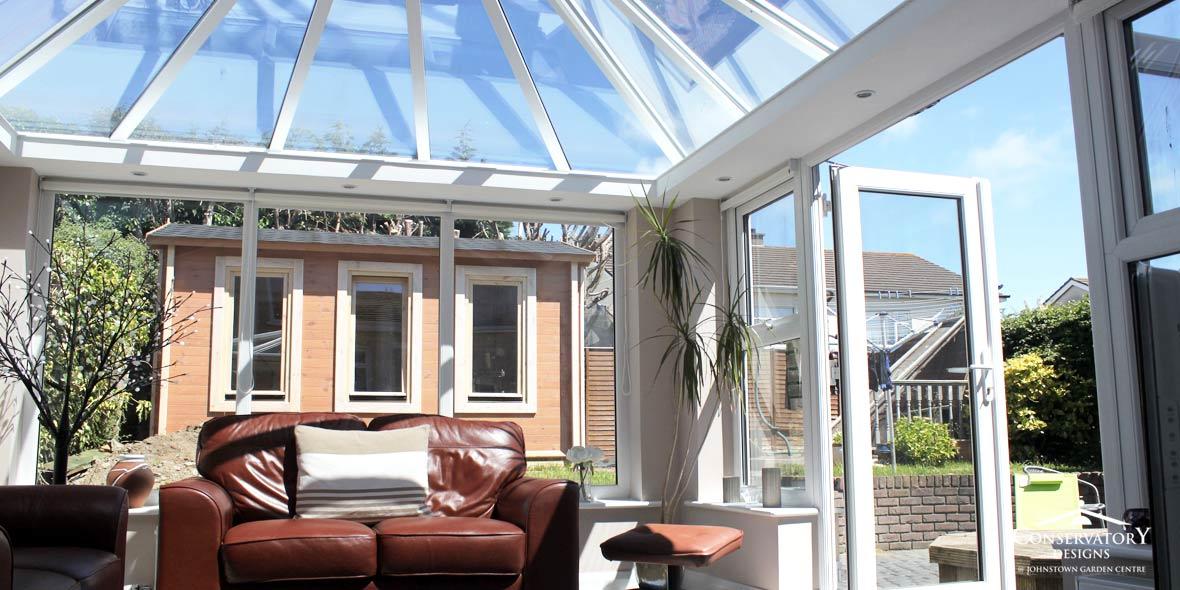 Conservatory Designs - Orangey Dublin