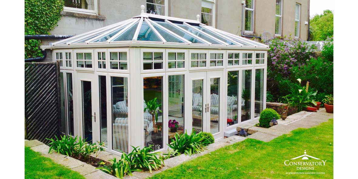 Conservatory Designs - Dublin - Edwardian Conservatory