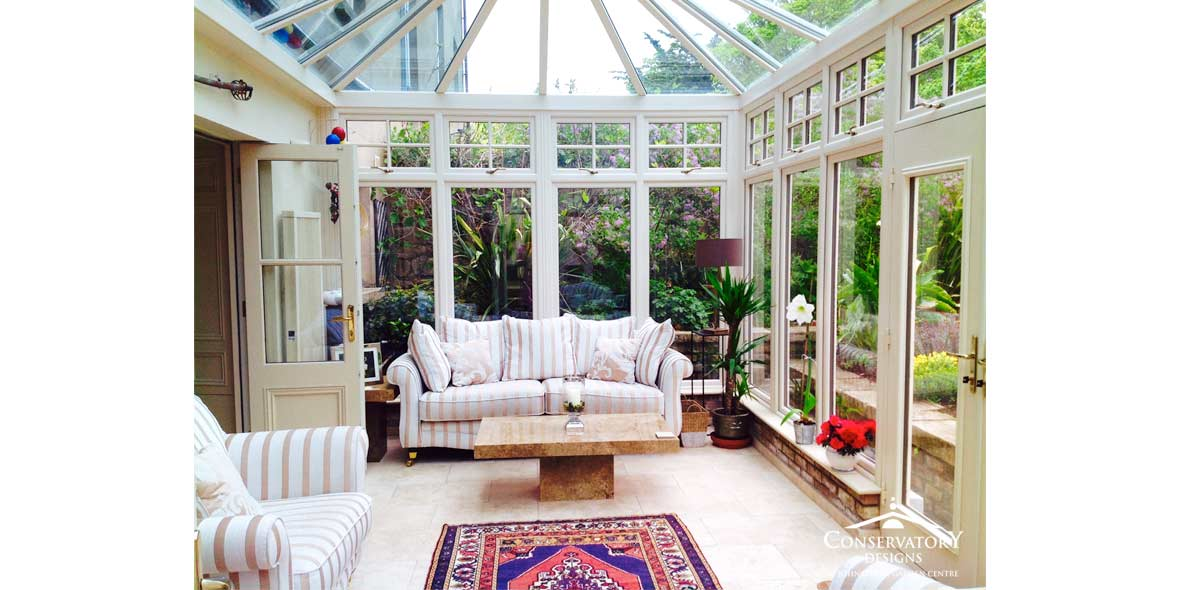 New Conservatory Designs - Edwardian- Dublin