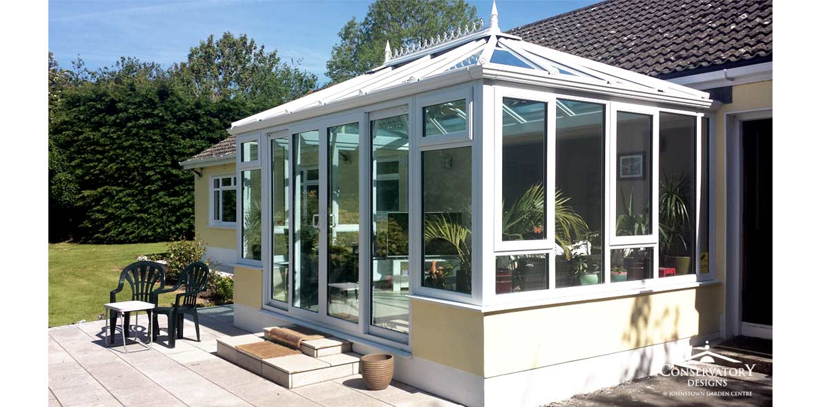 New Conservatory Designs - Edwardian - Ireland