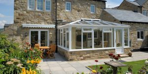 Brightspace Hip Back Roof Conservatory