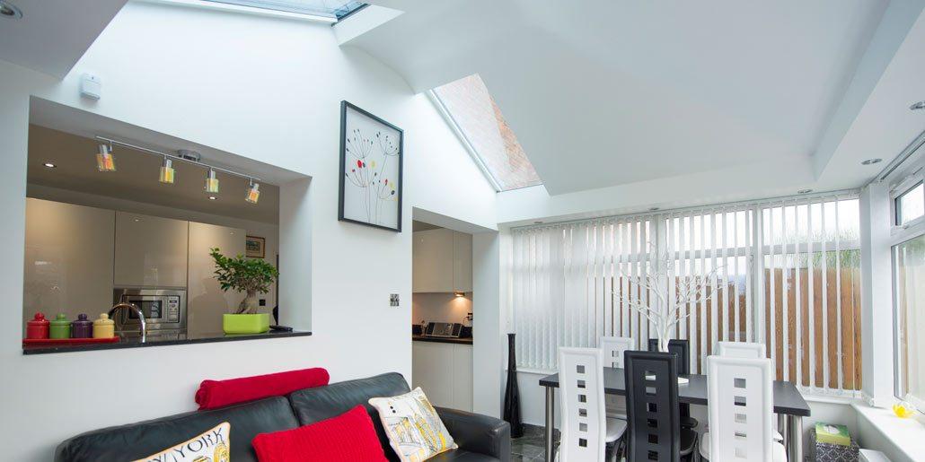 Sunroom - Brightspace - Conservatories Designs
