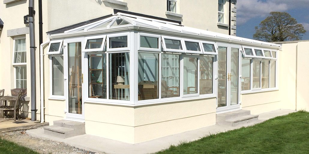 Lean to Design - Conservatories Dublin