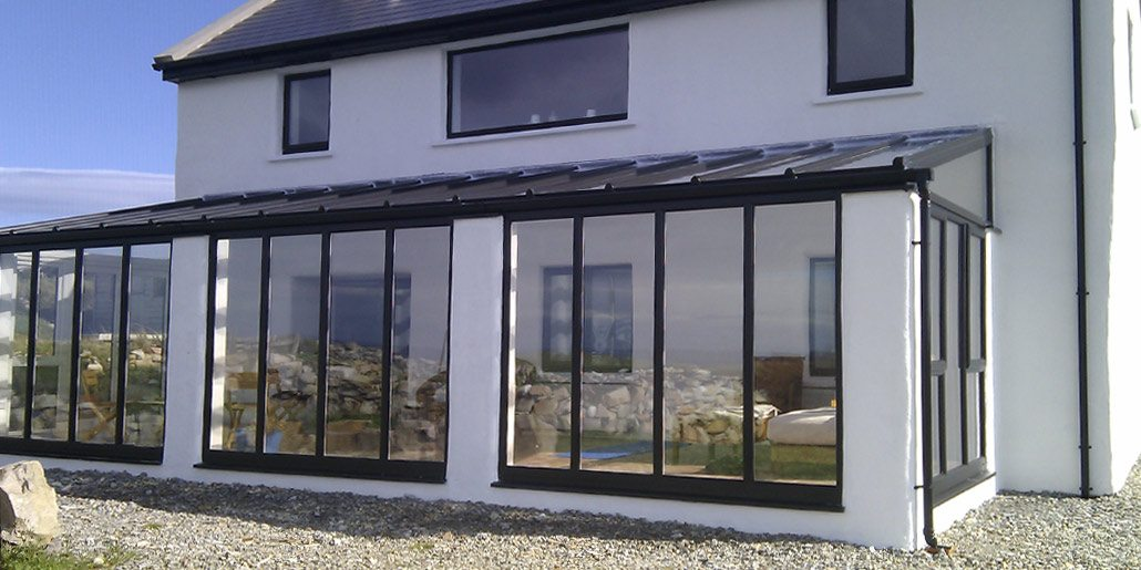 Lean to - Conservatories Designs Dublin