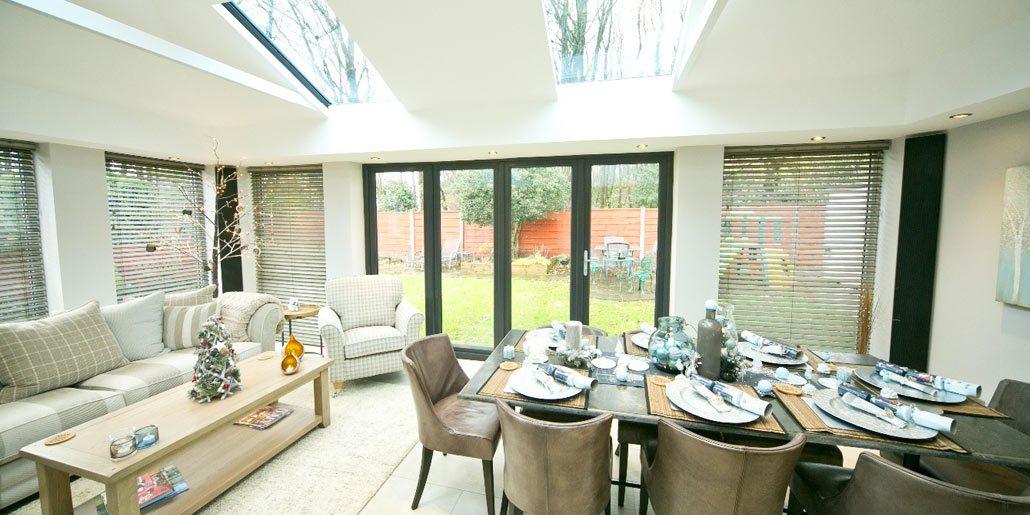 Sunroom Dining Room - Dublin - Conservatories Designs