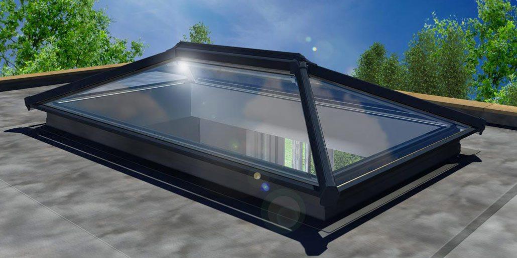 Black Design - Ultrawarm Skylight