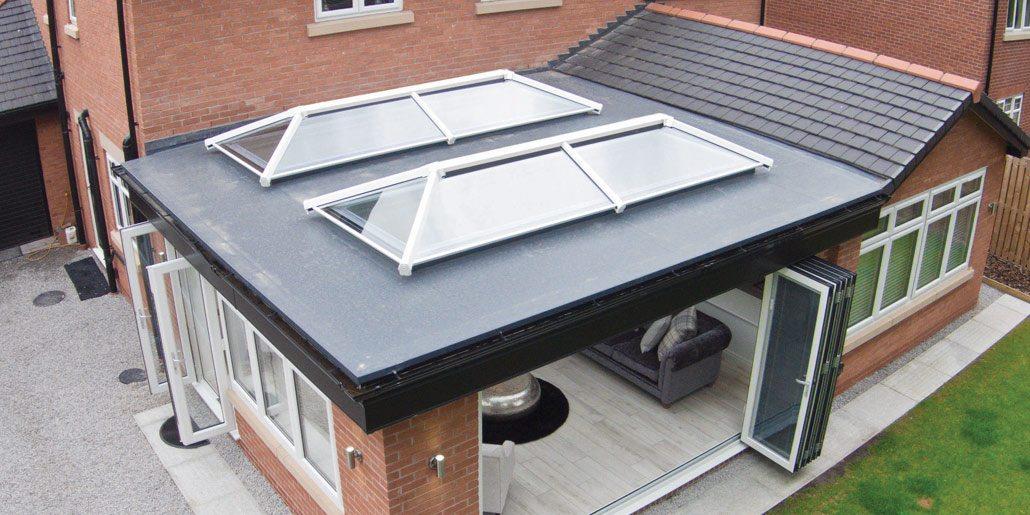 Roof - Ultrawarm Skylight