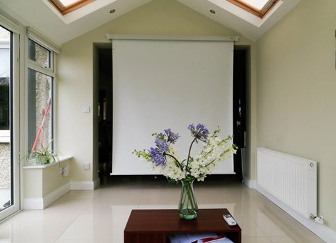 TV Room - Case Study - Brightspace