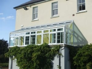 Brightspace Lean-to Conservatory