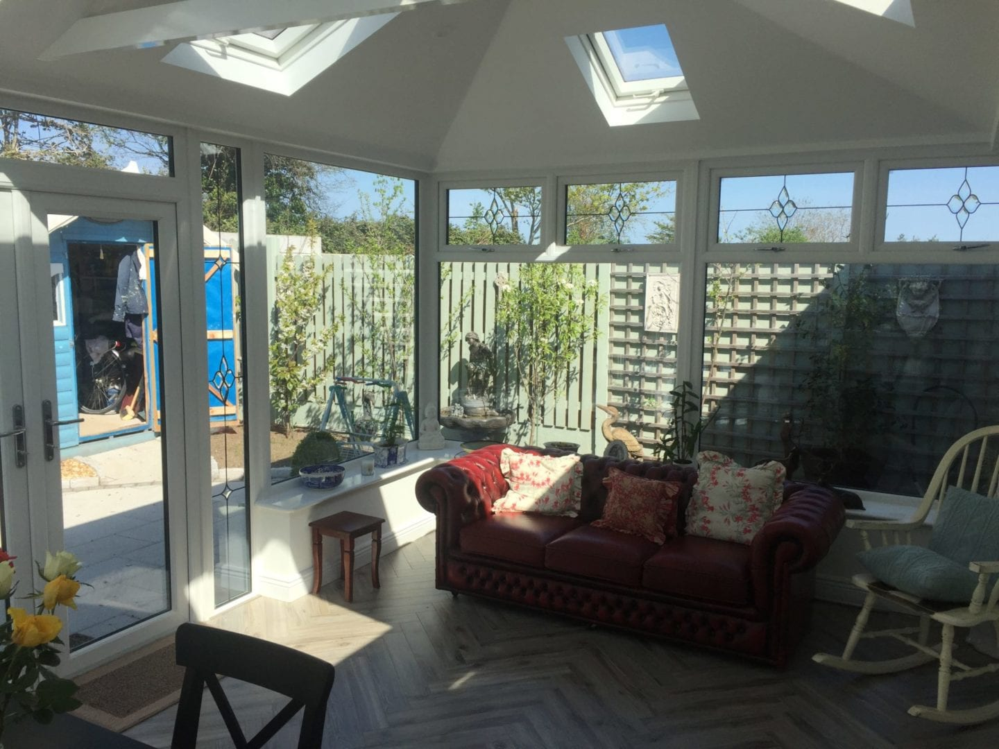 Brightspace Conservatory Roof Conversion