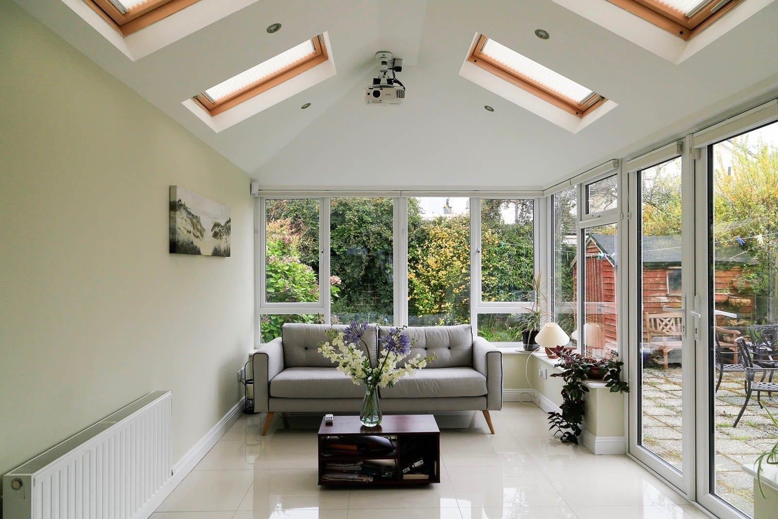 Brightspace Sunroom 4 Roof windows