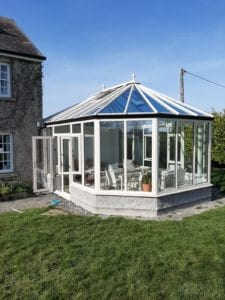 Brightspace Victorian Conservatory