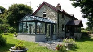 Brightspace Antracite Grey Conservatory