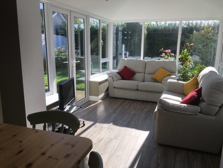 Brightspace Sunroom 3/4 Opening Windows