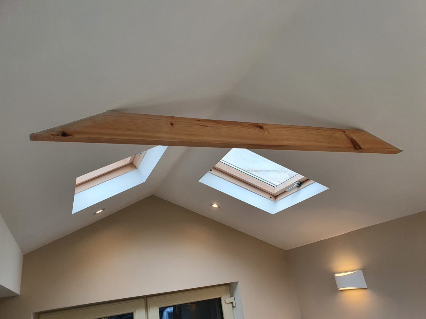 Brightspace Sunroom Double Roof Window
