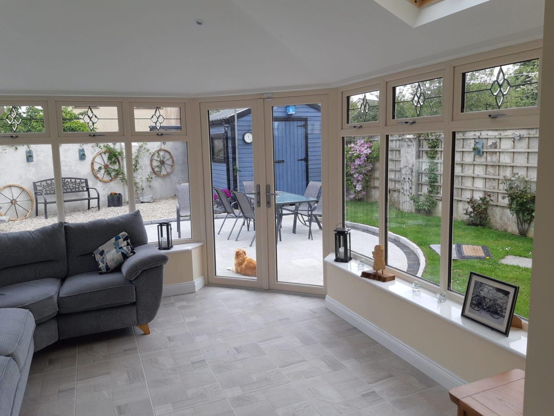 Brightspace Sunroom Top Opening Windows
