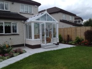 Brightspace White Conservatory